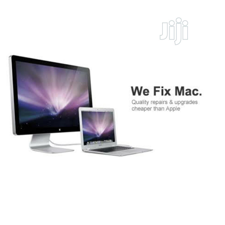 Macbook (Apple) / Laptop Repair | Repair Services for sale in Ogbomosho North, Oyo State, Nigeria
