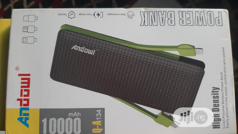 Archive: Andowl 10000mah Power Bank