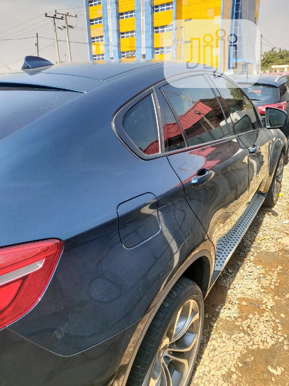 Archive: BMW X6 2013 Blue