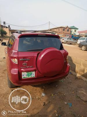 Toyota RAV4 2008 Red | Cars for sale in Lagos State, Egbe Idimu