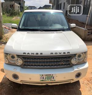 Land Rover Range Rover 2008 White | Cars for sale in Lagos State, Ikeja