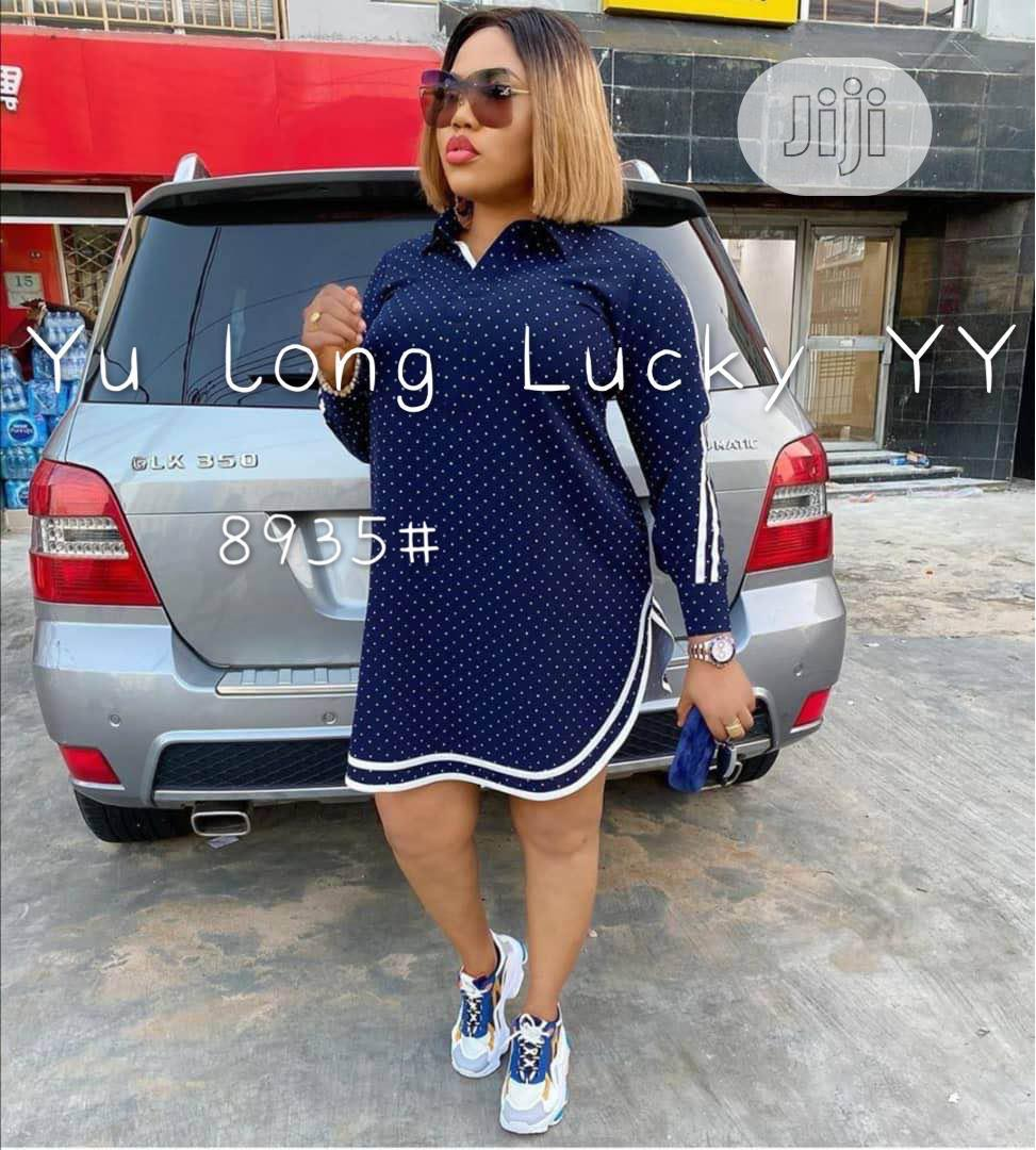 Quality Female Shirt Gown | Clothing for sale in Abule Egba, Lagos State, Nigeria