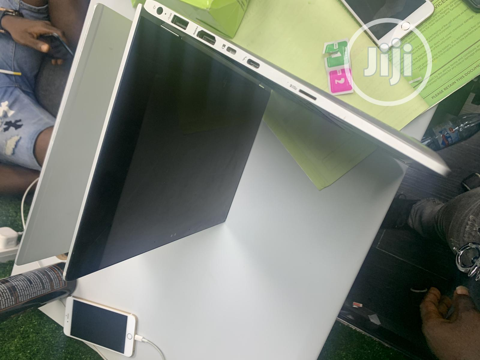 Laptop HP EliteBook X360 1030 G3 8GB Intel Core i7 SSD 250GB | Laptops & Computers for sale in Ikeja, Lagos State, Nigeria