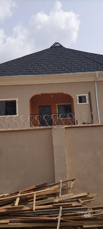 Archive: New Spacious 3 Brd Flat At Unity Est, Abule Odu Egbeda
