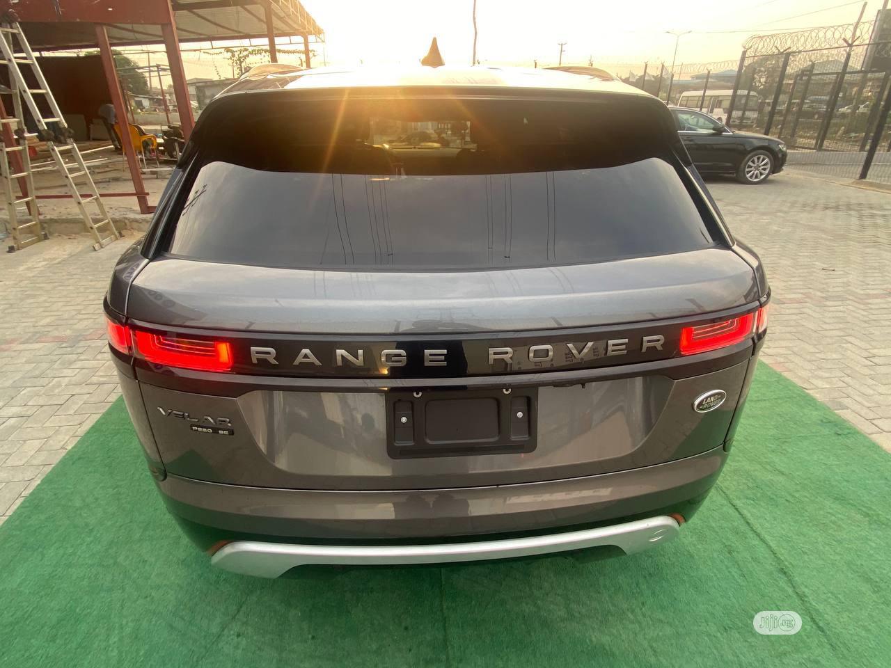 Land Rover Range Rover Velar 2018 Gray | Cars for sale in Lekki, Lagos State, Nigeria