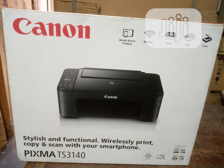 Canon Pixma TS3140