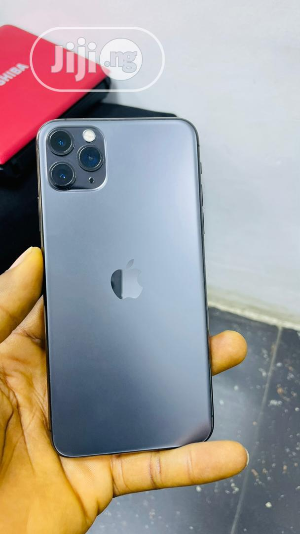 Apple iPhone 11 Pro Max 64 GB Black | Mobile Phones for sale in Ikeja, Lagos State, Nigeria