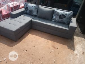 New Set Of L-shaped Fabric Sofa.. | Furniture for sale in Lagos State, Ajah