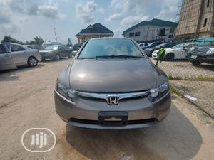 Honda Civic 2008 1.8i VTEC Automatic Gray   Cars for sale in Rivers State, Port-Harcourt