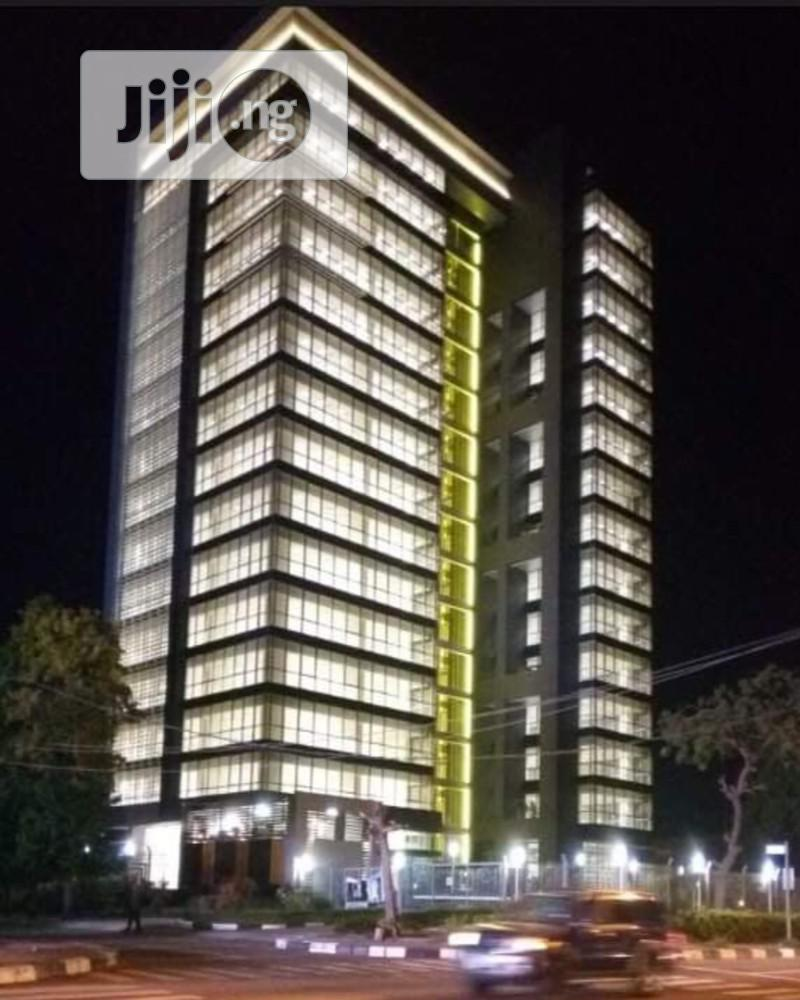 Commercial Development On 15 Floors Of Office Spaces