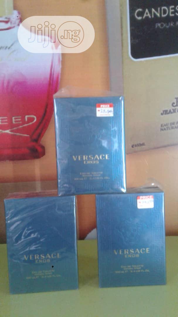 Versace Men's Spray 100 ml   Fragrance for sale in Lekki, Lagos State, Nigeria