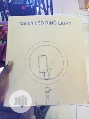 Ring Light 12 Inches   Accessories & Supplies for Electronics for sale in Lagos State, Ikeja