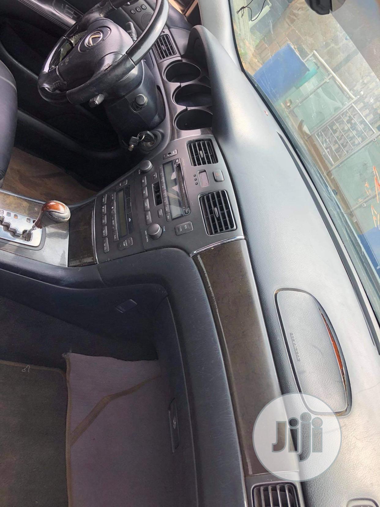 Archive: Lexus ES 2004 330 Sedan Black