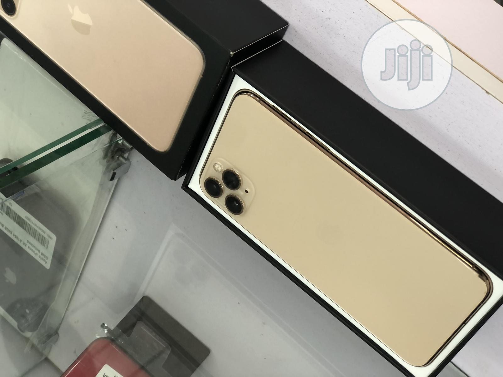Apple iPhone 11 Pro Max 256 GB Gold | Mobile Phones for sale in Osogbo, Osun State, Nigeria
