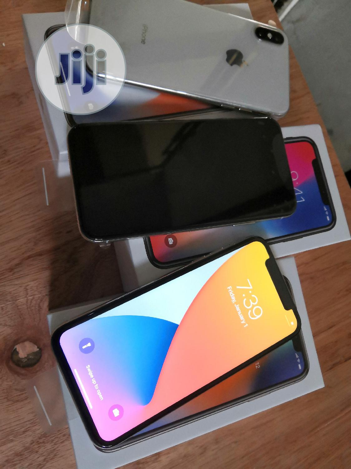 New Apple iPhone X 64 GB White | Mobile Phones for sale in Ikeja, Lagos State, Nigeria