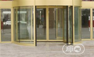 Commercial Glass Revolving Automatic Sliding Door | Safetywear & Equipment for sale in Lagos State, Apapa