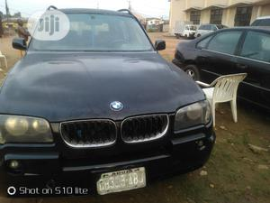 BMW X3 2005 2.5i Black   Cars for sale in Lagos State, Abule Egba