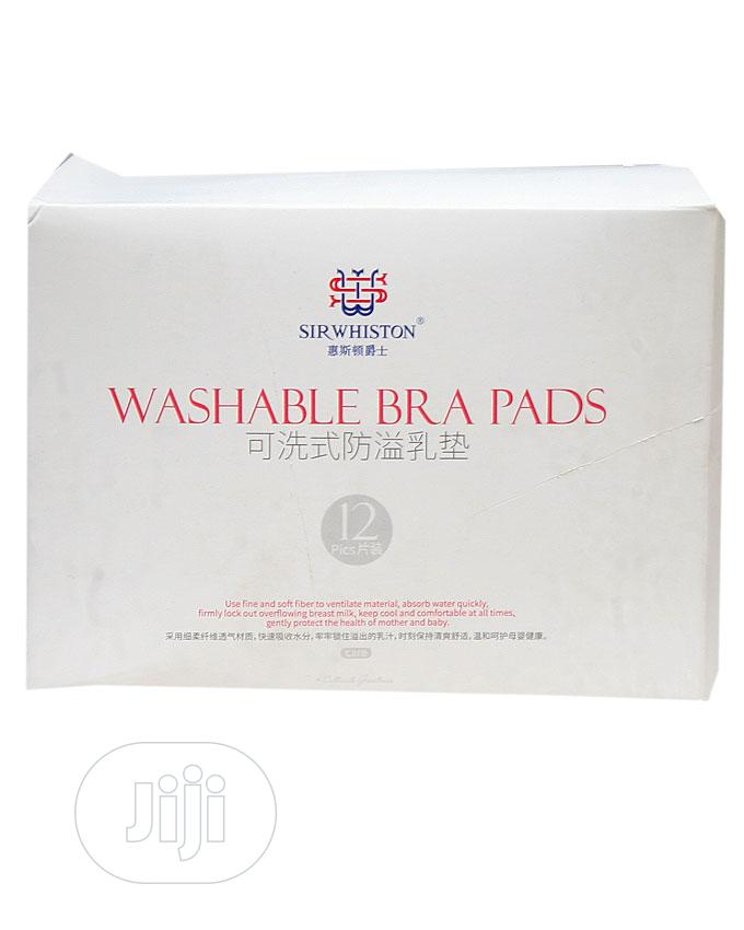 12 In Pack Washable Breast Pads