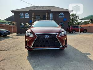Lexus RX 2016 350 AWD Red | Cars for sale in Lagos State, Amuwo-Odofin