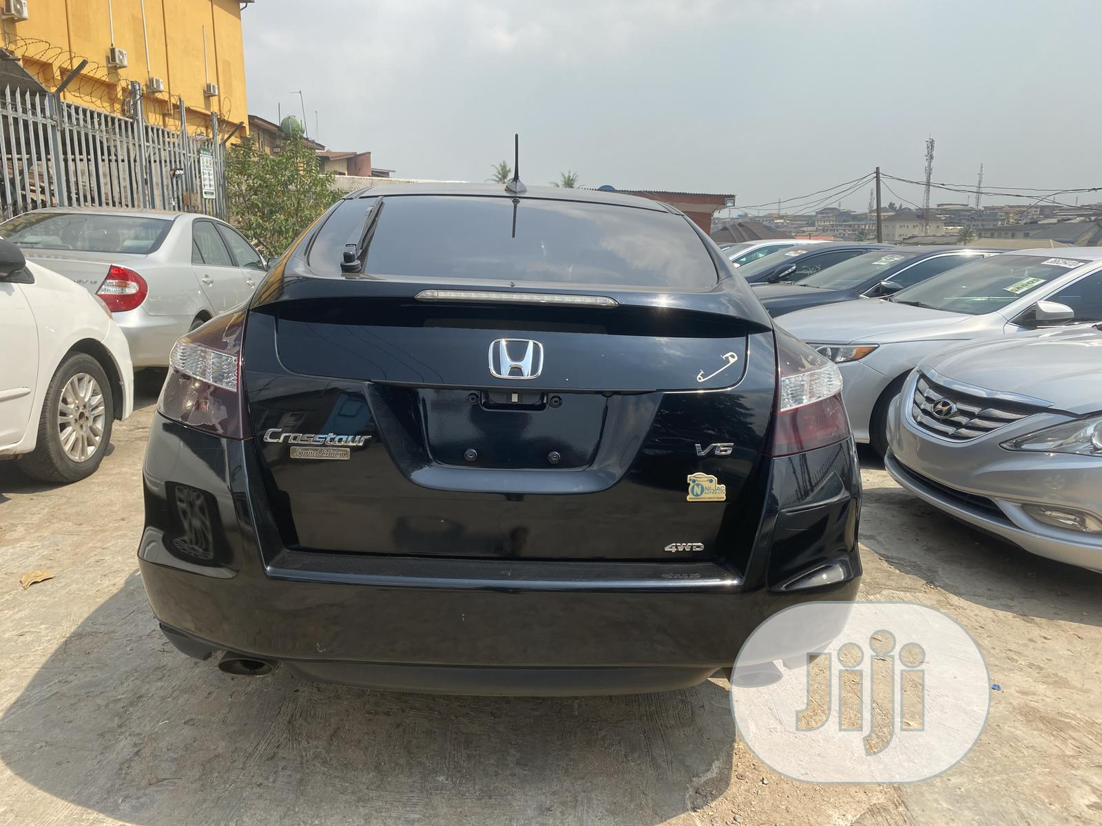 Honda Accord CrossTour 2012 EX-L Black   Cars for sale in Magodo, Lagos State, Nigeria