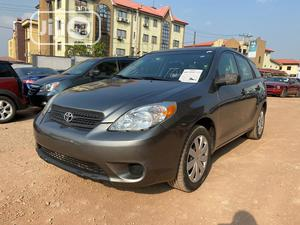 Toyota Matrix 2005 Gray   Cars for sale in Lagos State, Ikeja
