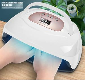 Max Uv Nail Dryer Gel Polish With Automatic Sensor | Tools & Accessories for sale in Abuja (FCT) State, Lugbe District