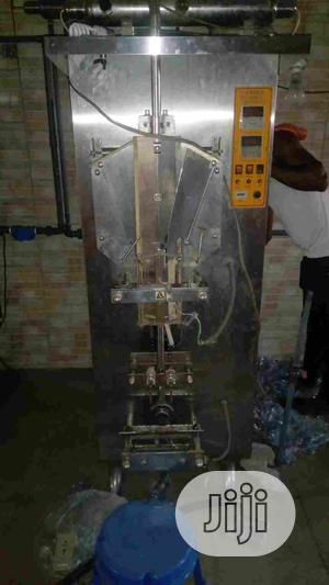 Automatic Liquid Packaging Machine   Manufacturing Equipment for sale in Delta State, Warri