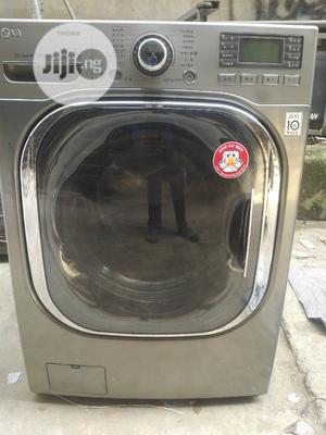 19kg LG Washing Machine | Home Appliances for sale in Lagos State, Alimosho