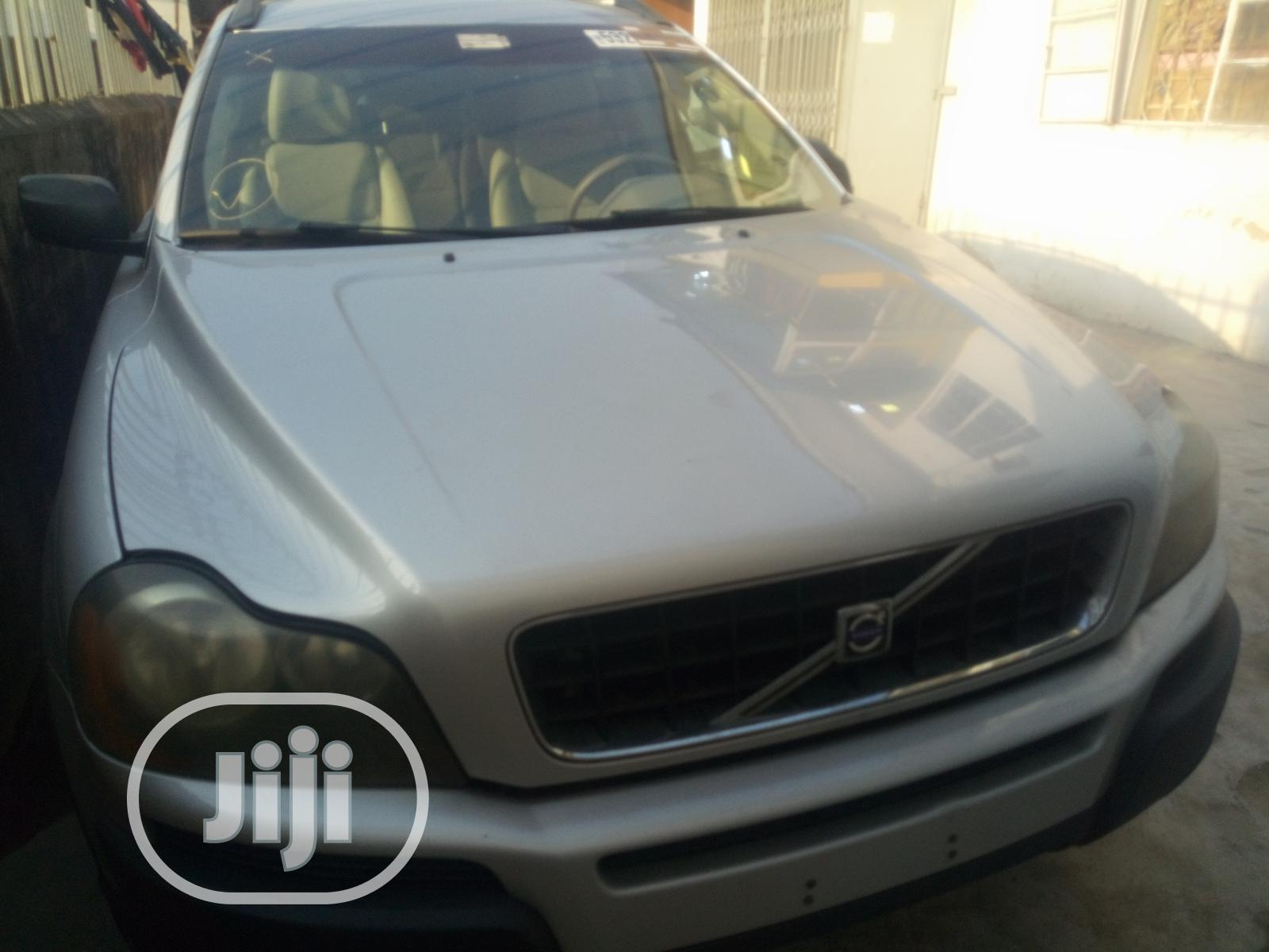 Volvo XC90 2006 2.4 D5 Kinetic Silver