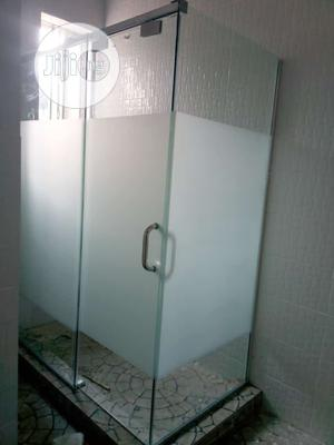 10mm Glass Shower Cubicle   Plumbing & Water Supply for sale in Abuja (FCT) State, Jabi