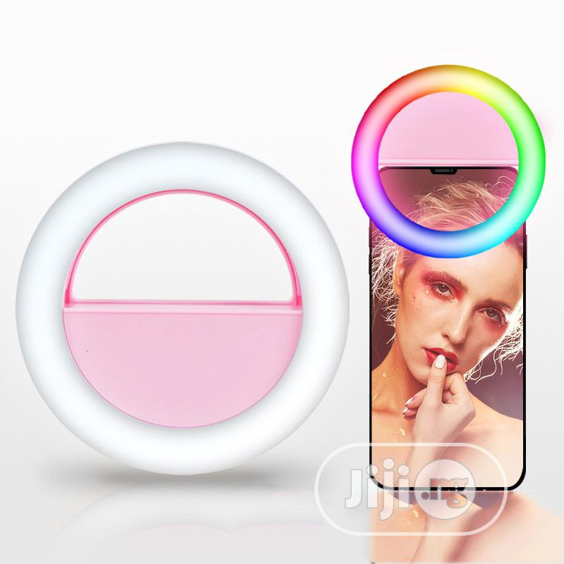 Phone Selfie Ringlight | Accessories for Mobile Phones & Tablets for sale in Akure, Ondo State, Nigeria