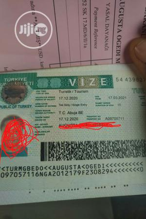 Sure Visa Legit   Travel Agents & Tours for sale in Abuja (FCT) State, Central Business District