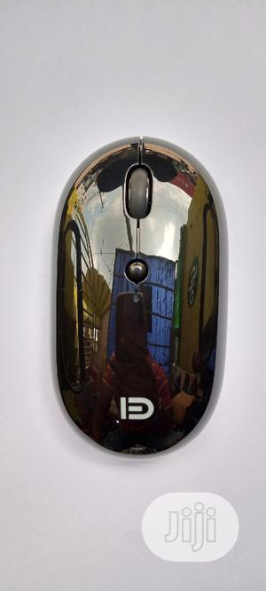 Wireless Mouse With Build In Battery, Type C And USB Dongle   Computer Accessories  for sale in Lagos State, Ikeja