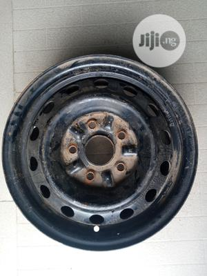Clean 14 Inches Iron Rim   Vehicle Parts & Accessories for sale in Lagos State, Agege