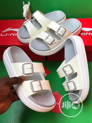 Hermes Luxury Leather Slippers   Shoes for sale in Lagos State, Lagos Island (Eko)