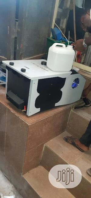 Low Fog Machine 3000watts | Stage Lighting & Effects for sale in Lagos State, Ojo