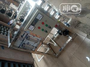4 Membrane R O Water Treatment Mac1000 Liters Per Hour Tank | Manufacturing Equipment for sale in Lagos State, Orile