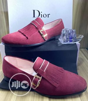 Dior Suede Shoe For Men's | Shoes for sale in Lagos State, Lagos Island (Eko)