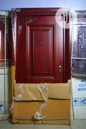 Single German Hard-steel Entrance And Internal Door | Doors for sale in Abuja (FCT) State, Dei-Dei