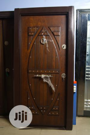 Single Classic Turkey Entrance And Internal Door | Doors for sale in Abuja (FCT) State, Dei-Dei