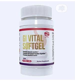 GI VITAL SOFTGEL Permanent Cure for Ulcer | Vitamins & Supplements for sale in Lagos State, Surulere