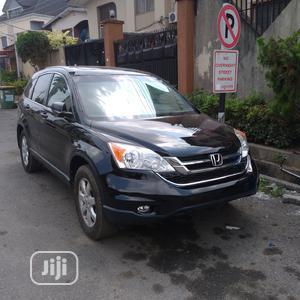 Honda CR-V 2008 2.4 Black   Cars for sale in Lagos State, Surulere