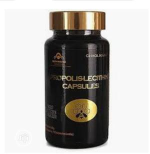PROPOLIS LECITHIN Prostrate Cancer Cell Killer   Vitamins & Supplements for sale in Lagos State, Surulere