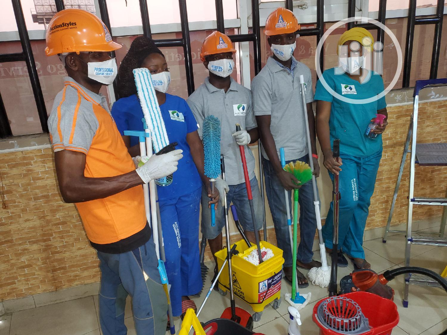 Professional Cleaning Services | Cleaning Services for sale in Central Business Dis, Abuja (FCT) State, Nigeria