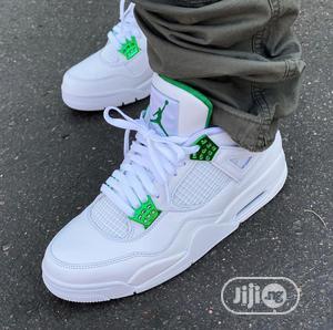 Original Air Jordan 4 Retro Sneaker | Shoes for sale in Lagos State, Lagos Island (Eko)