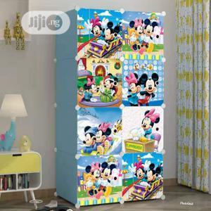 Baby Plastic Wardrobe   Children's Furniture for sale in Lagos State, Yaba