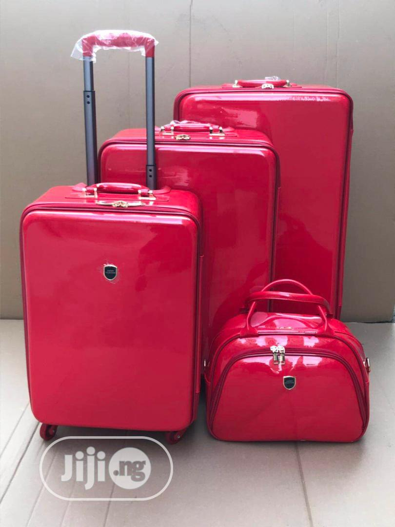 Archive: Smart Luggage
