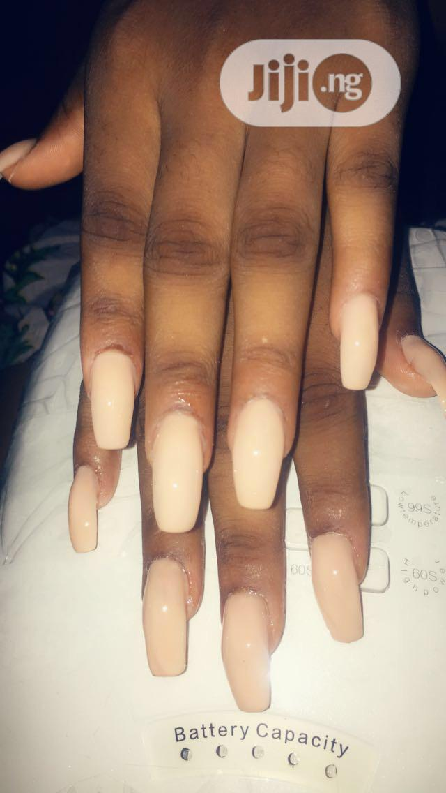 Archive: Expert Nail Fixing , Pedicure And Maicure