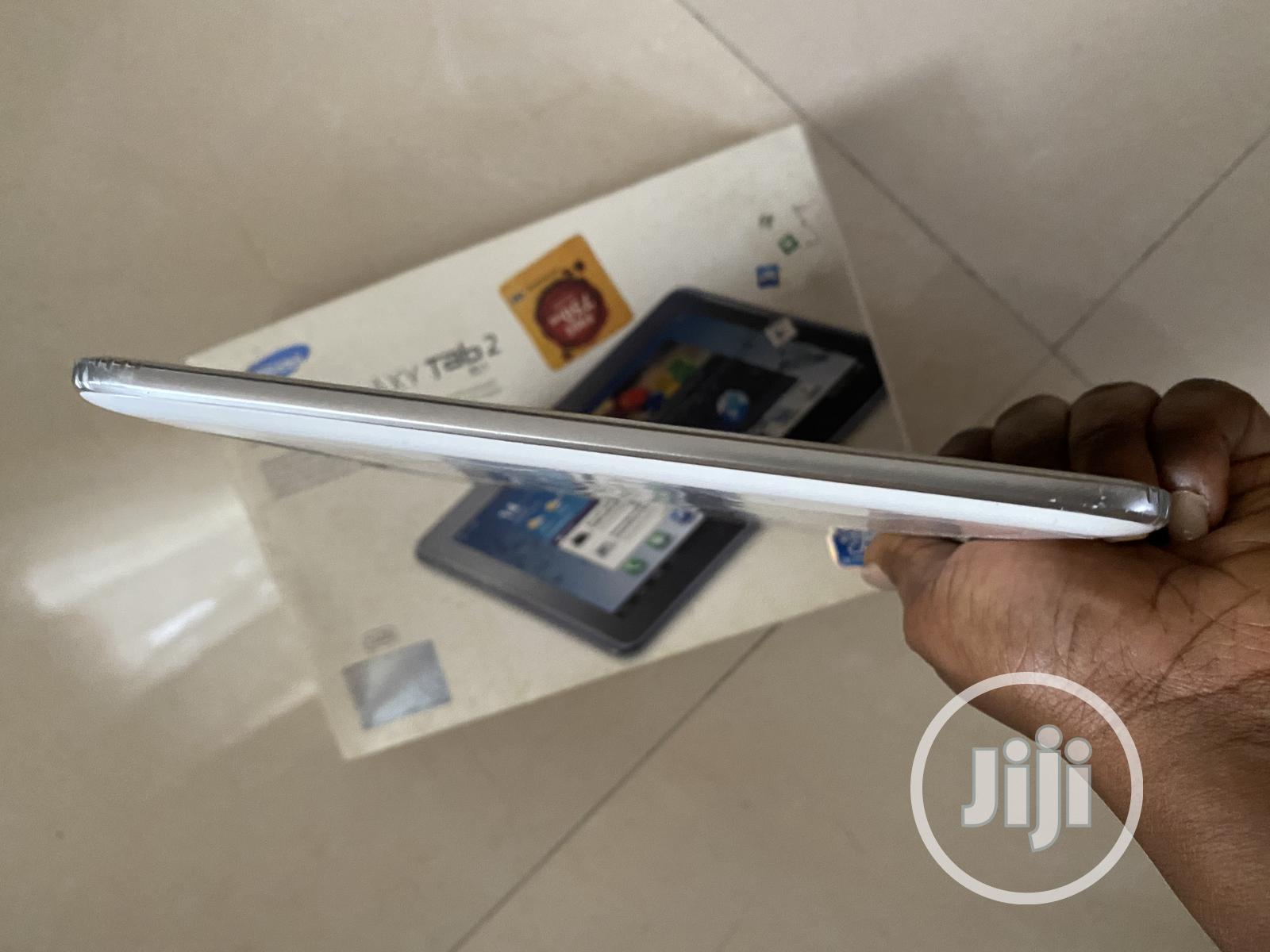 Samsung Galaxy Note 10.1 N8000 16 GB White   Tablets for sale in Ajah, Lagos State, Nigeria