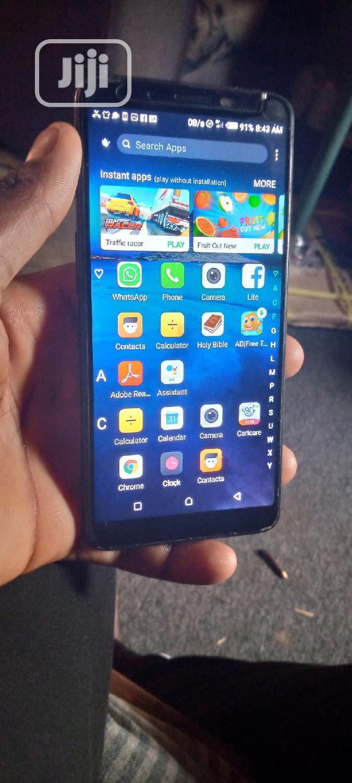 Infinix Hot 6 16 GB Black